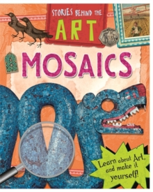 Stories In Art: Mosaics, Paperback Book