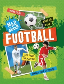 An Infographic Guide to Football, Paperback Book