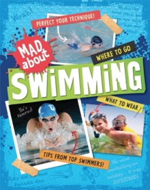 Mad About: Swimming, Paperback Book