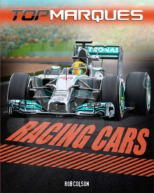 Top Marques: Racing Cars, Paperback Book