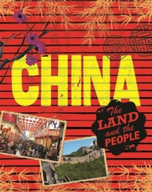 The Land and the People: China, Hardback Book