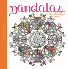 My Art Book to Colour: Mandalas, Paperback Book