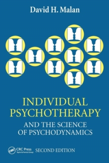 Individual Psychotherapy and the Science of Psychodynamics, Paperback Book