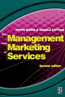 Management and Marketing of Services, Paperback Book