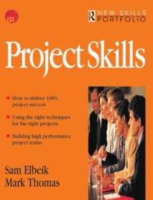Project Skills, Paperback Book