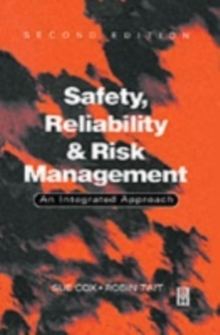 Safety, Reliability and Risk Management, Hardback Book