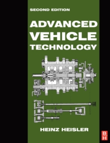 Advanced Vehicle Technology, Paperback Book