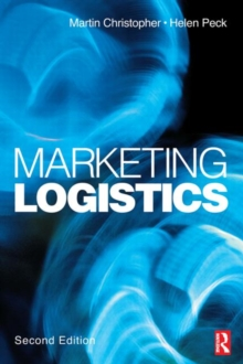 Marketing Logistics, Paperback Book
