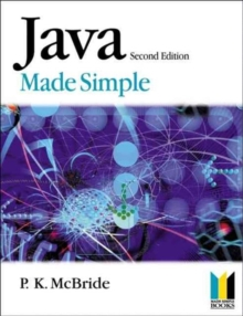 Java Made Simple, Paperback Book