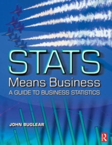 Stats Means Business, Paperback Book