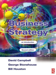 Business Strategy : An Introduction, Paperback Book
