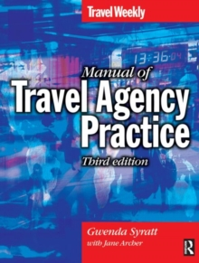 Manual of Travel Agency Practice, Paperback Book