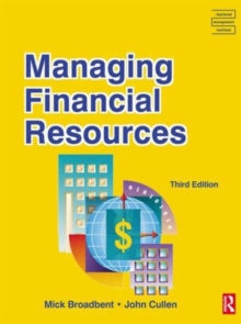 Managing Financial Resources, Paperback Book