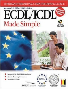 ECDL/ICDL 3.0 Made Simple (Office 2000 Edition), Paperback Book