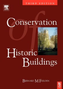 Conservation of Historic Buildings, Paperback Book