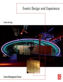 Events Design and Experience, Paperback Book