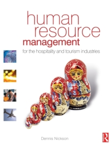 Human Resource Management for the Hospitality and Tourism Industries, Paperback Book