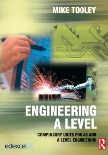 Engineering A Level : Compulsory Units for AS and A Level Engineering, Paperback Book