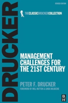 Management Challenges for the 21st Century, Paperback Book