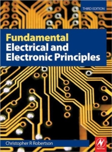 Fundamental Electrical and Electronic Principles, Paperback Book
