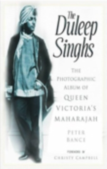 The Duleep Singhs, Hardback Book