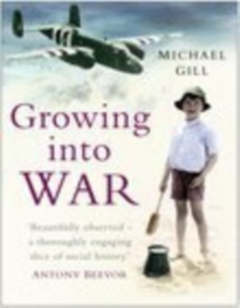 Growing into War, Paperback Book