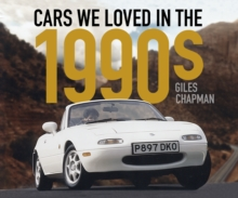 Cars We Loved in the 1990s, Paperback / softback Book