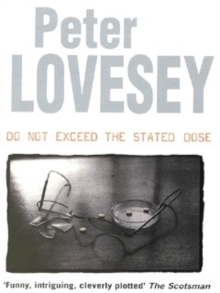 Do Not Exceed the Stated Dose, Paperback Book