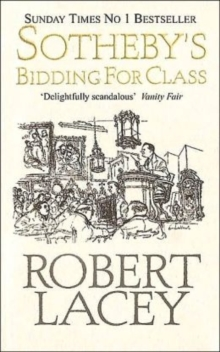 Sotheby's : Bidding for Class, Paperback Book