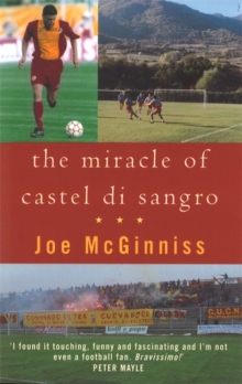 The Miracle of Castel di Sangro, Paperback Book