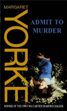 Admit to Murder, Paperback Book