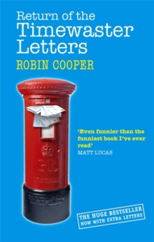 Return of the Timewaster Letters, Paperback Book
