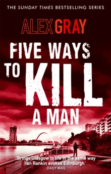 Five Ways to Kill a Man, Paperback Book