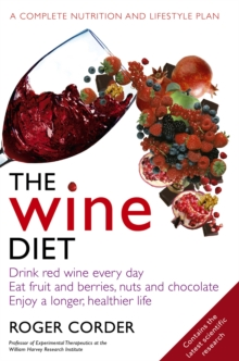 The Wine Diet, Paperback Book