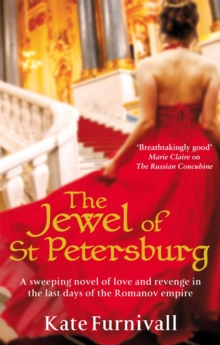 The Jewel of St Petersburg, Paperback Book