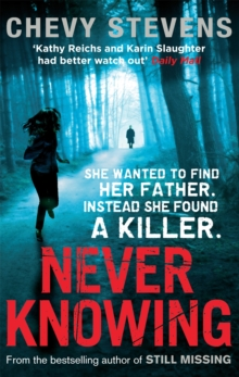Never Knowing, Paperback Book
