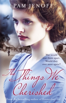 The Things We Cherished, Paperback Book
