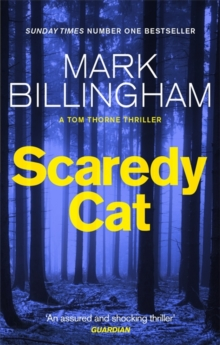 Scaredy Cat, Paperback Book