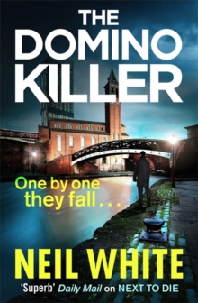 The Domino Killer, Hardback Book