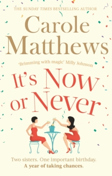 It's Now or Never, Paperback Book