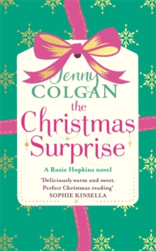 The Christmas Surprise, Hardback Book