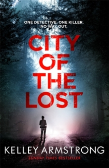 City of the Lost, Hardback Book