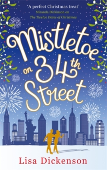 Mistletoe on 34th Street, Paperback Book