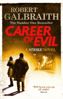 Career of Evil : Cormoran Strike Book 3, EPUB eBook