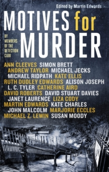 Motives for Murder, Paperback Book