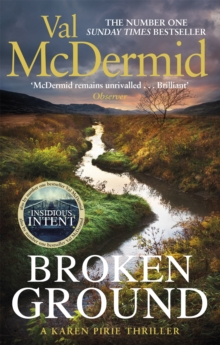Broken Ground, Paperback / softback Book