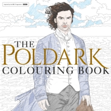 The Poldark Colouring Book, Paperback Book