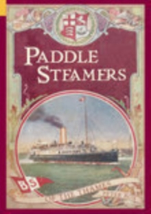 Paddle Steamers of the Thames, Paperback Book