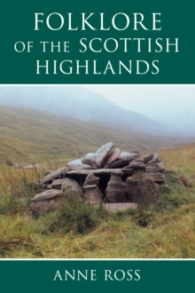 Folklore of the Scottish Highlands, Paperback Book