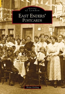 East Enders' Postcards, Paperback Book